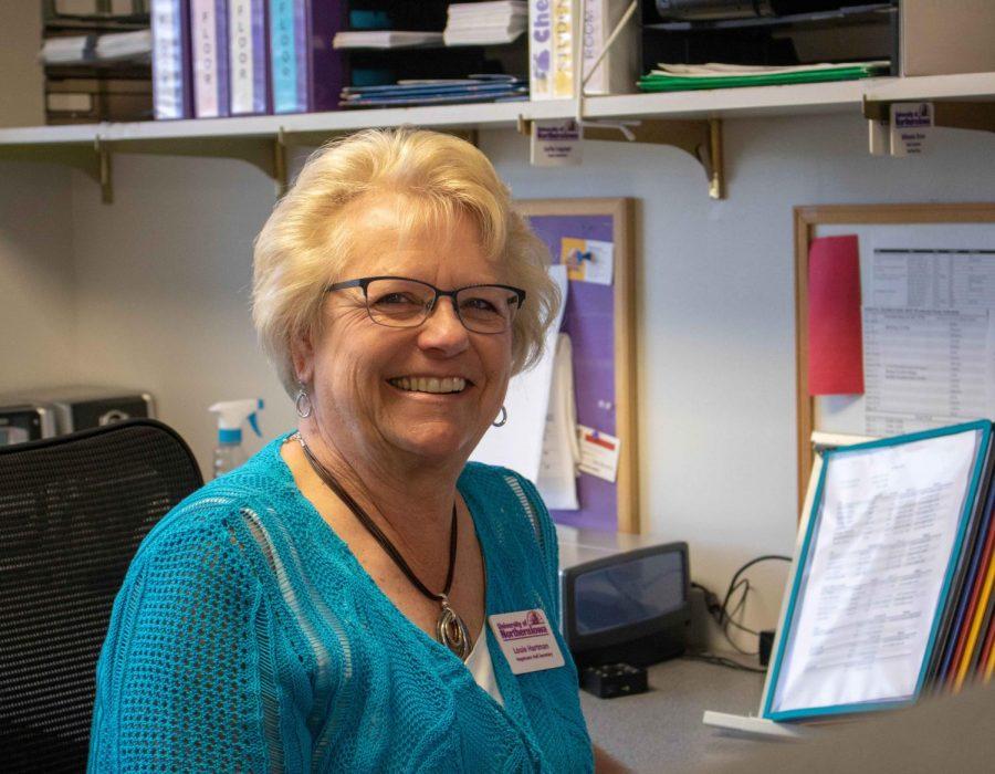 Hagemann secretary retires after 2 decades