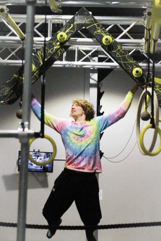 Student to compete on 'Ninja Warrior'