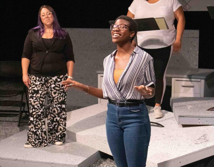 TheatreUNI explored issues of diversity and representation of minority groups in theatre during their cabaret production of