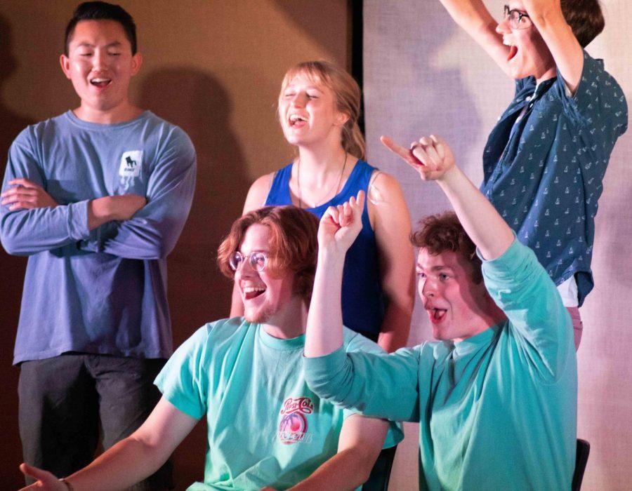 SAR improv group sparks laughs
