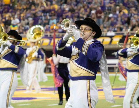 UNI-Dome hosts Bands of America