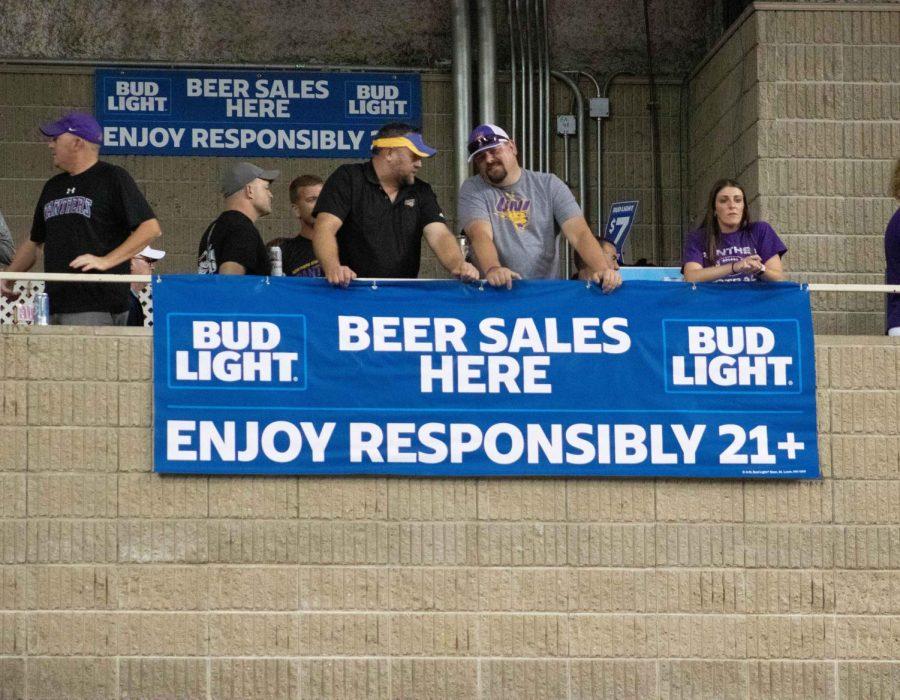 UNI+Athletics+announces+alcohol+sales
