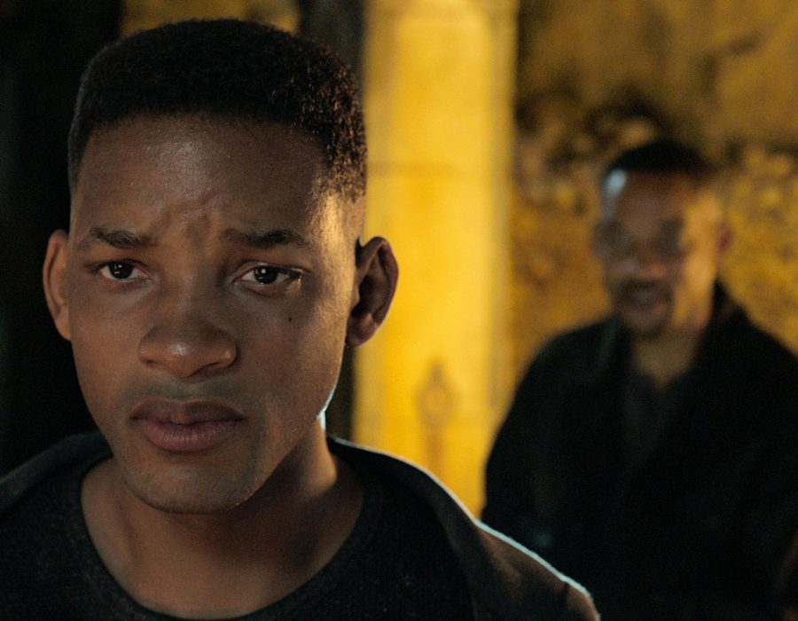 Will+Smith+plays+the+dual+roles+of+Henry+Brogan+and+his+clone+in+Ang+Lee%27s+%22Gemini+Man.%22+The+film+was+released+on+Oct.+11+and+received+a+25+percent+Rotten+Tomatoes+rating.