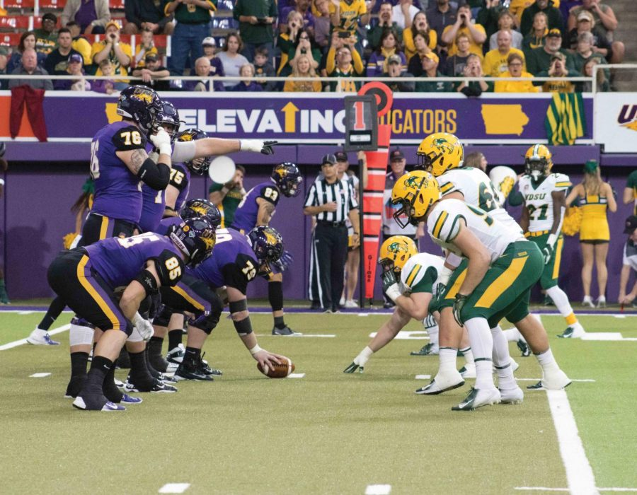 Panthers fall at North Dakota State