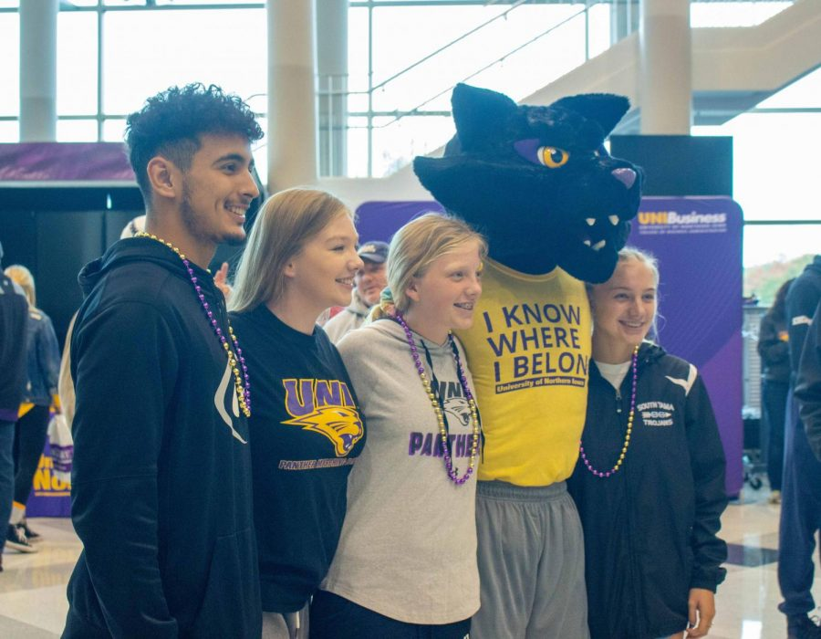 UNI hosts Family Weekend 2019