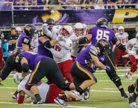 Panthers thrash Missouri State 29-6