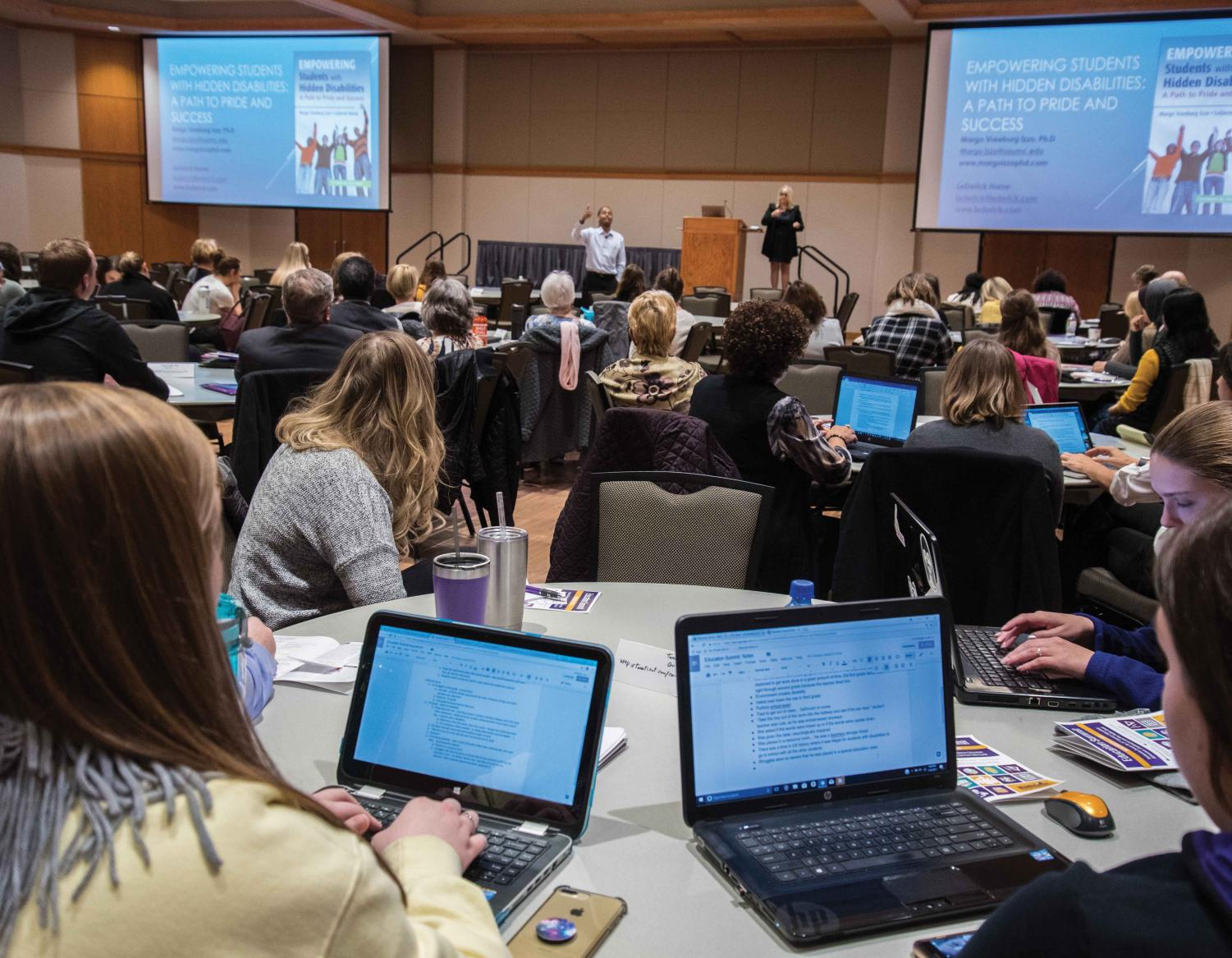 The 2019 Education Summit is scheduled for Monday, Nov. 11 and Tuesday, Nov. 12 in Maucker Union.