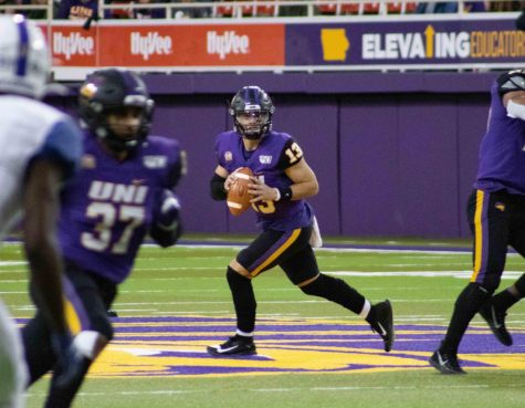 Panthers fall to No. 8 South Dakota State 38-7