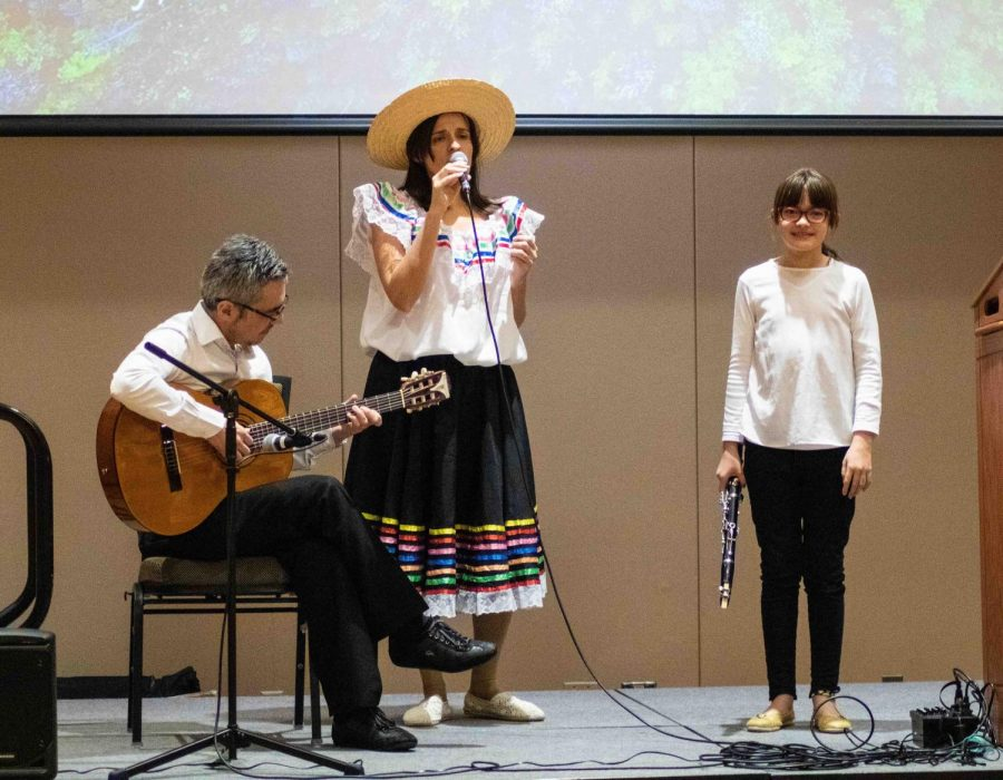 Panthers get a 'Taste of Culture'