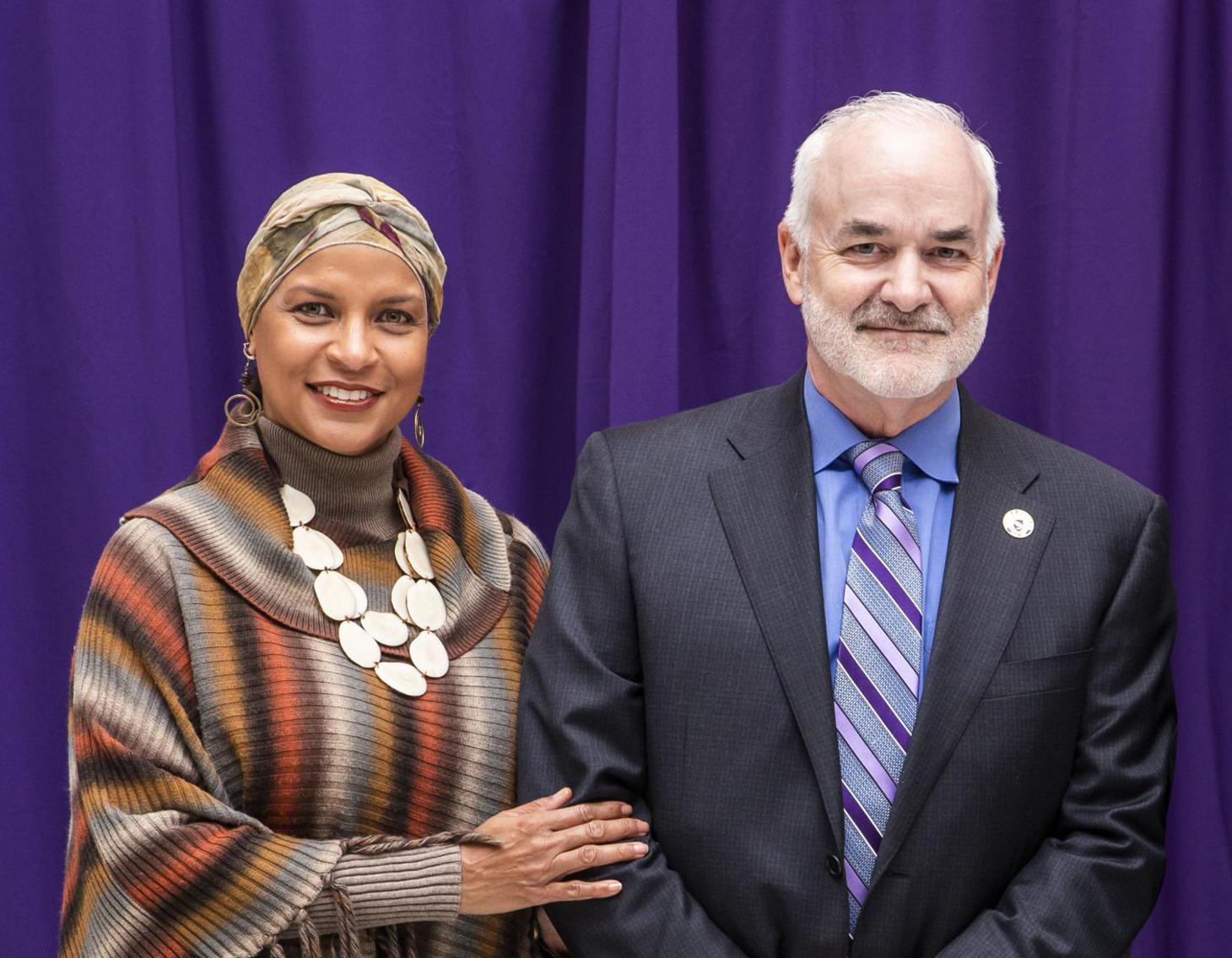 Local couple David and Karen Takes have recently made a $10 million donation to UNI, David's alma mater.