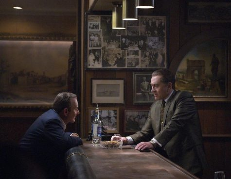 Scorsese crafts crime epic 'Irishman'