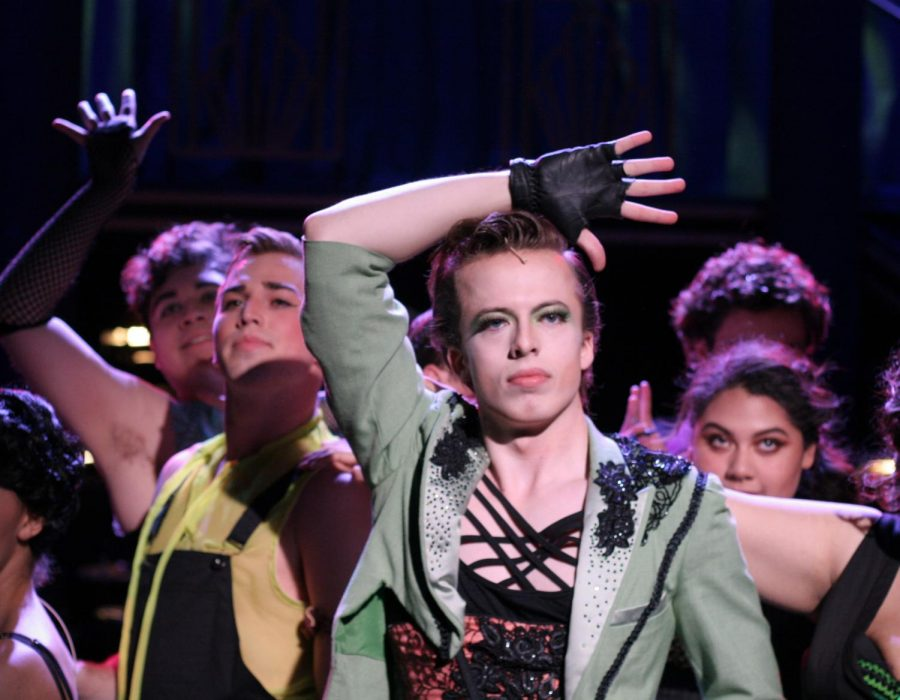 TheatreUNI gives haunting performance in 'Cabaret'