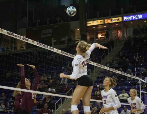 Panthers take MVC lead as Sorge makes history