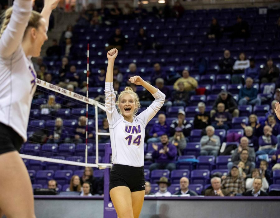 Panther volleyball claims NCAA Tournament bid