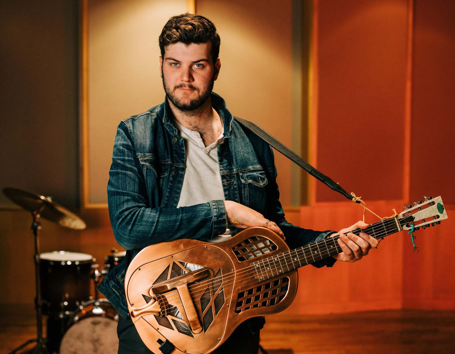 """UNI alum Clayton Ryan will release a music video for his song """"Prairie Fire"""" on Friday, Jan. 31, with the full album dropping at the end of March"""