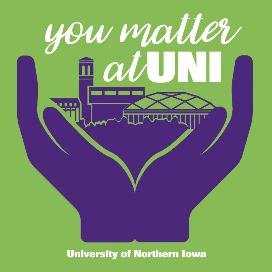 Ending the stigma: You Matter Week at UNI