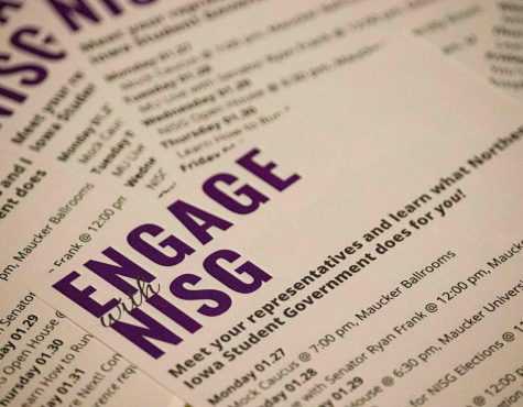 NISG engages students at open house