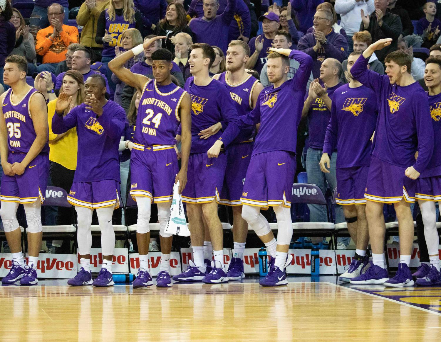 The UNI men's basketball team is sitting in first place in the conference and 21-3 overall, but has not yet garnered the attention of national polls.