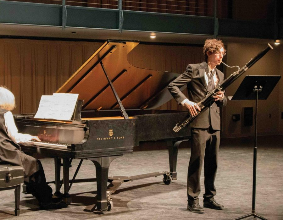 Unash presents senior bassoon recital in GBPAC