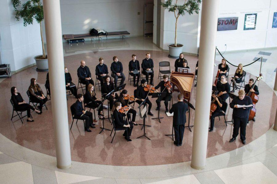 Northern Iowa Bach Cantata Series performs