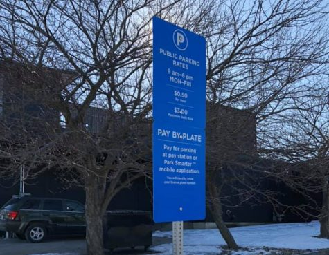 Parking changes coming to College Hill