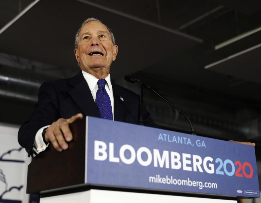 The rise of Michael Bloomberg