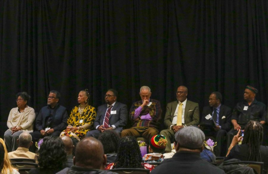 Members+of+the+UNI+Seven+racial+equality+protests+of+1970+were+honored+at+a+50th+anniversary+event+on+March+9.