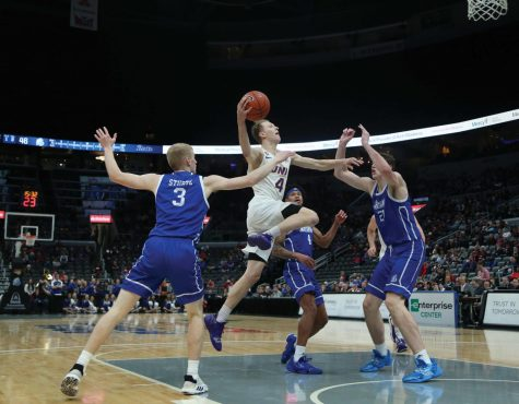Arch Madness, Panthers fall to Drake