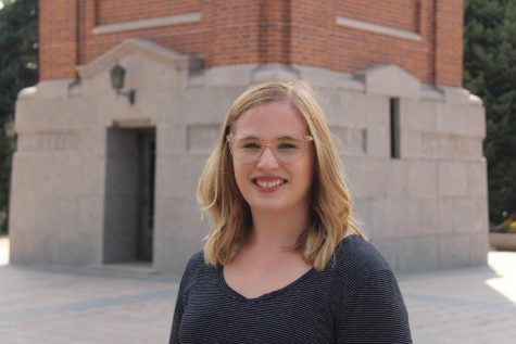 Photo of Karla DeBruin