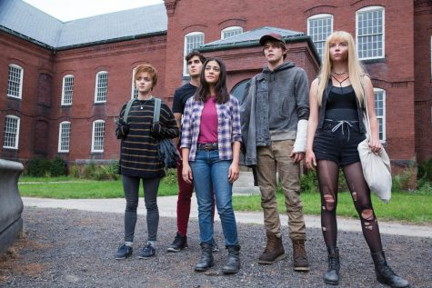 "Film Critic Hunter Friesen reviews the new film, ""New Mutants"""