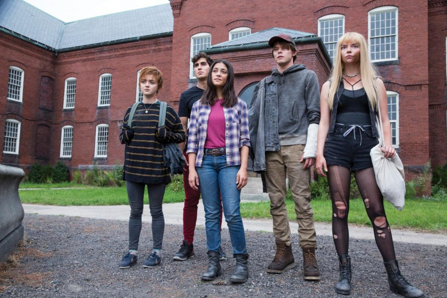 "Film Critic Hunter Friesen reviews the new film, ""New Mutants"""