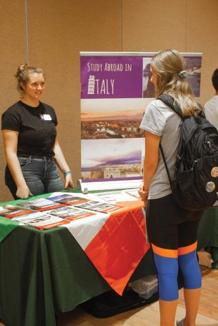 Study Abroad Fair goes virtual