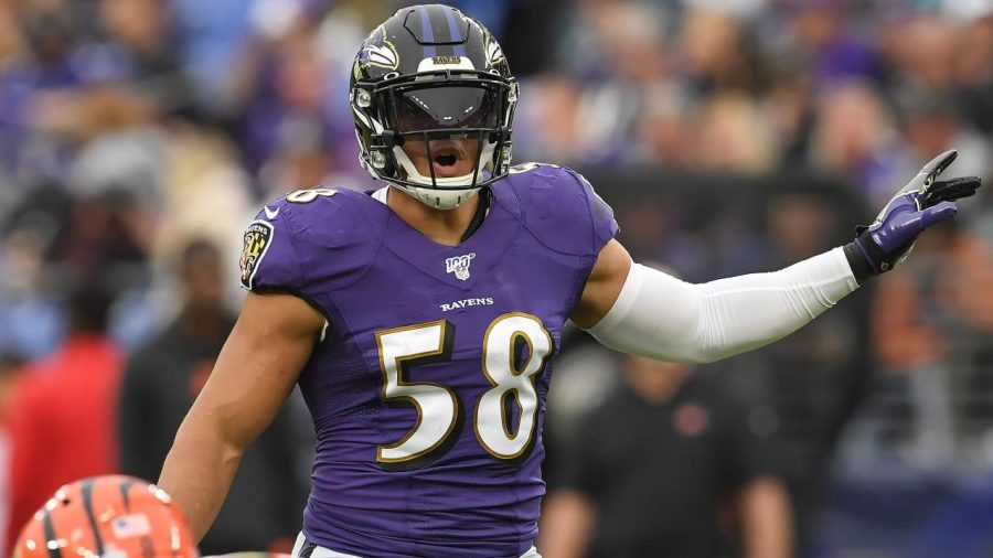 Fort has earned a starting role as a linebacker on one of the best teams in the NFL