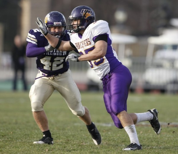 Fort during his time at Northern Iowa