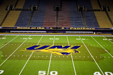 The UNI Dome has been designated as a voting site for all residents of Black Hawk County. The stadium will be used both for early voting from Oct. 6-8 and general voting on Election Day, Nov. 3.
