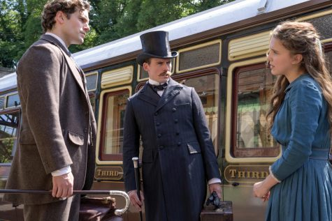 "Film Critic Hunter Friesen reviews the new Netflix film, ""Enola Holmes,"""