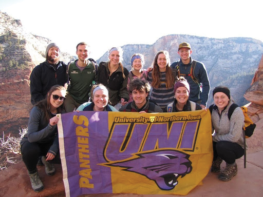 UNI outdoor is inviting students to clean up George Wyth Trail on Saturday, Oct. 10.