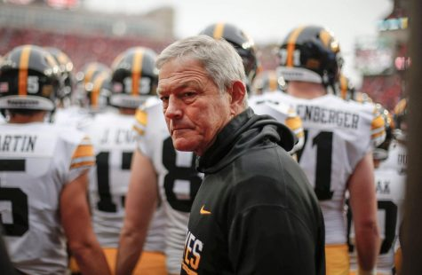 Iowa's head coach Kirk Ferentz is the longest-tenured Power 5 coach in the country and the winningest coach in Iowa history. The Hawkeyes began the 2020 season with a 24-20 road loss to Purdue.