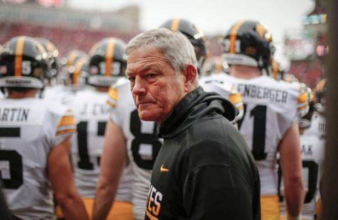 Iowa falls to Purdue in Big Ten's football return