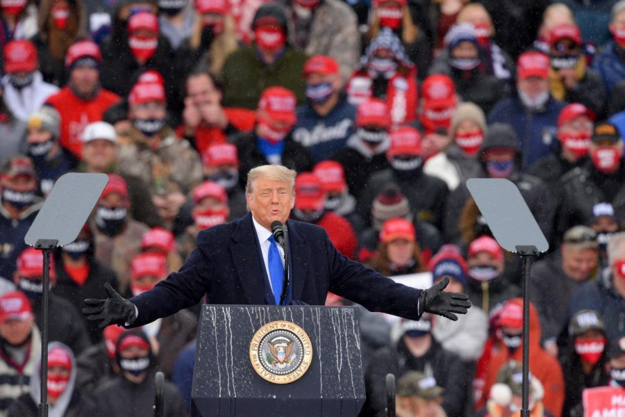 Professor emeritus of marketing Steve Corbin writes a guest column comparing president's past to the present administration, in light of the nearing election.