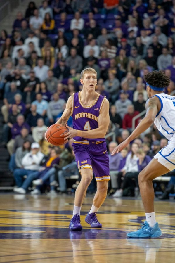 UNI's Green second in Jerry West rankings