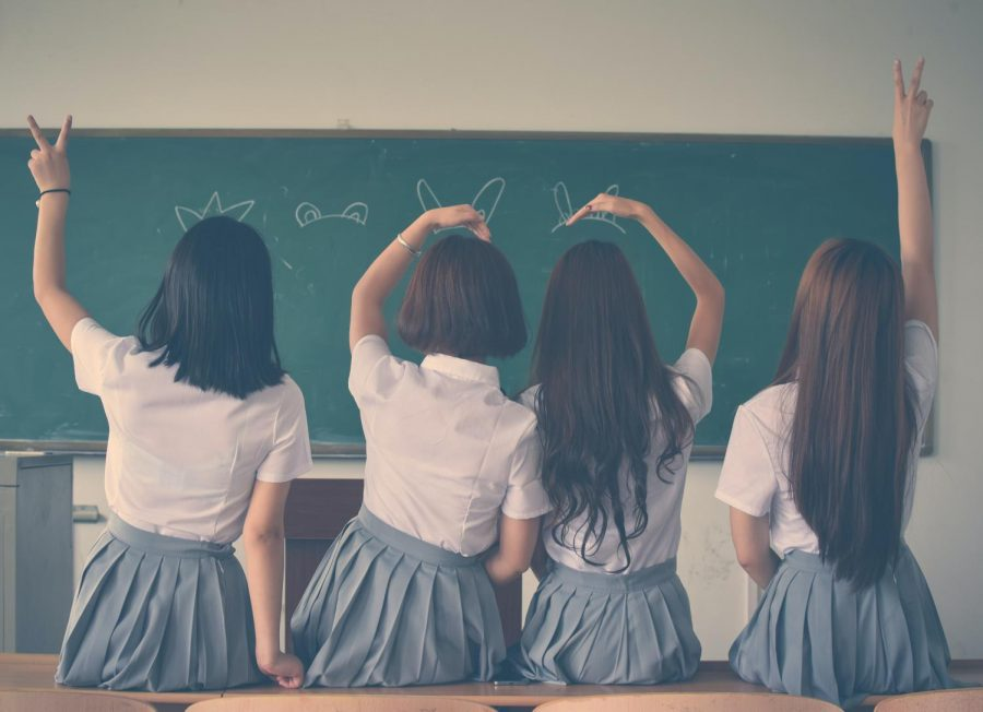 Opinion Columnist Dani Goedken recounts her own experience with school uniforms and how they suppress young girls.