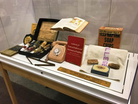 Rod Library is holding an exhibit showcasing the 1918 influenza pandemic. The exhibit will run until Friday, November 20.