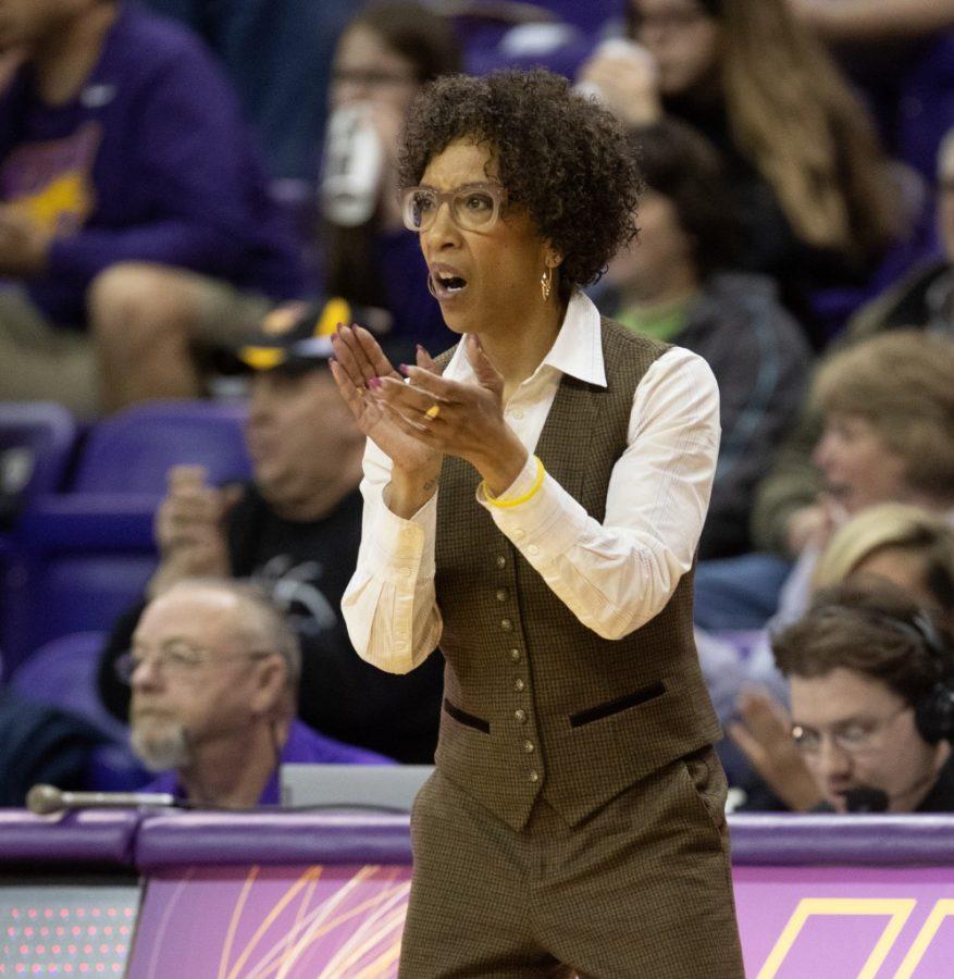 UNI+Women%27s+basketball+head+coach+Tanya+Warren+announced+two+commits+for+the+2021+season.