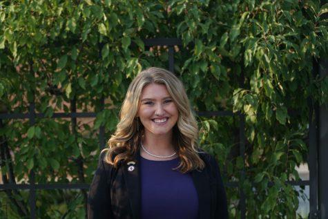 Elle Boeding, current NISG president.