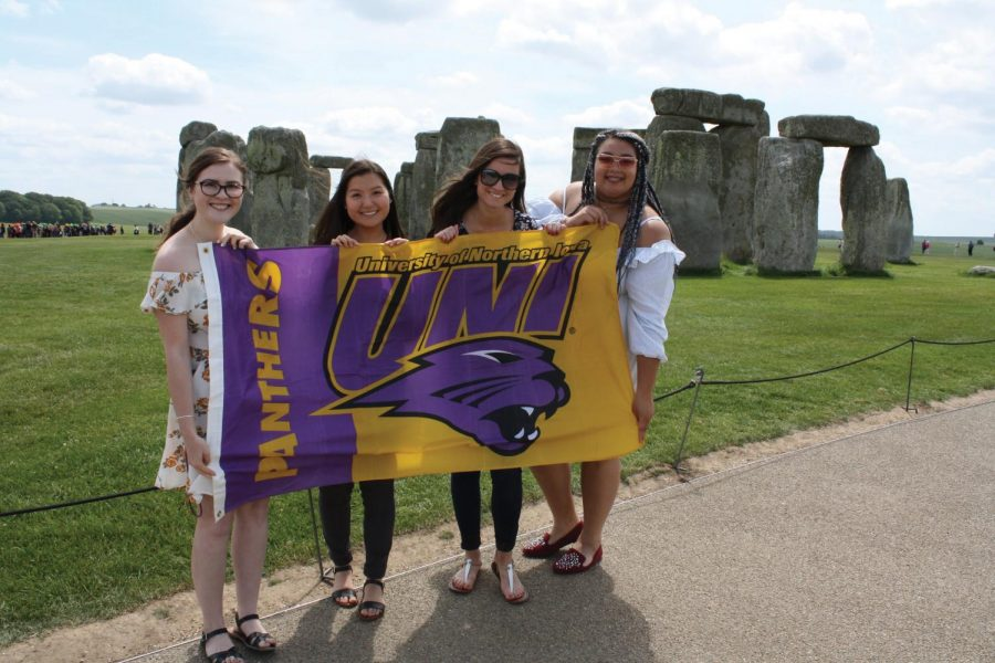 UNI students were given the chance to explore the study abroad options for a summer, semester, academic year, or winter break.