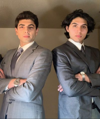 NISG presidential candidates: Butt and Hussain