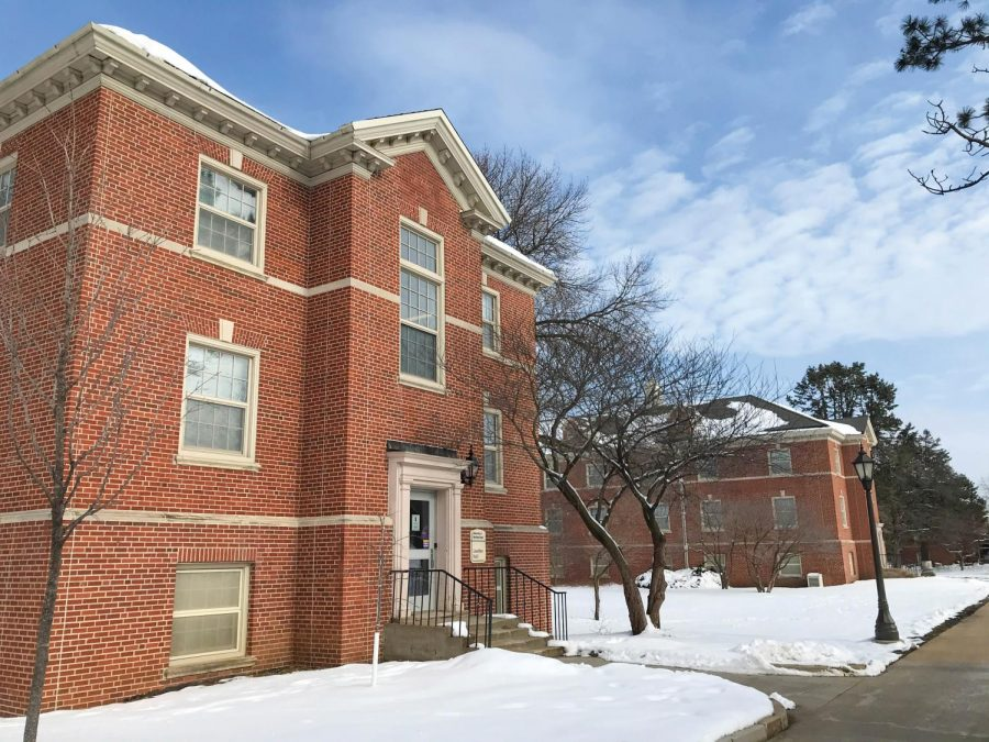 As recontracting approaches the DOR decided Campbell Hall will be used for only isolation and quarantine rooms.