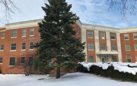 A medida que se acerca la recontrataciòn, el DOR decidió que Campbell Hall se utilizara solo para salas de aislamiento y cuarentena.