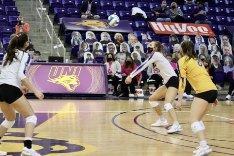 UNI rallied back for a thrilling 3-2 victory in the second game of their weekend series against Southern Illinois. The final three sets of the game were decided by the final point.